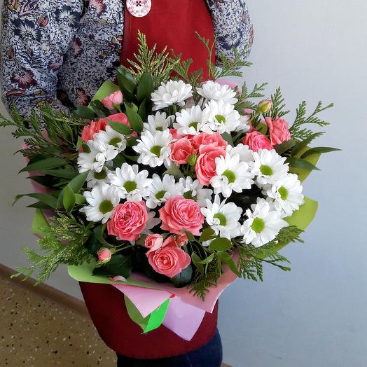 Бархатистый звон: букеты цветов на заказ Flowwow
