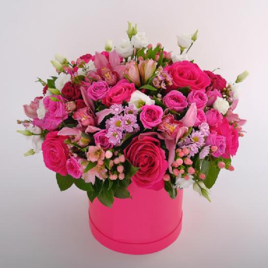 Богатый презент: букеты цветов на заказ Flowwow