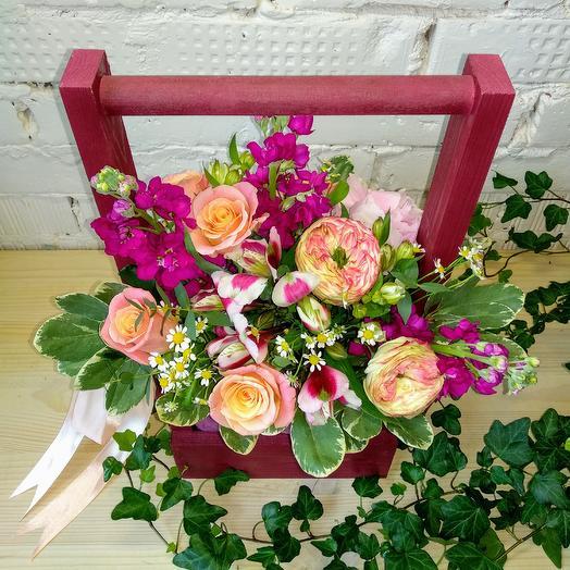 Комплимент королеве: букеты цветов на заказ Flowwow
