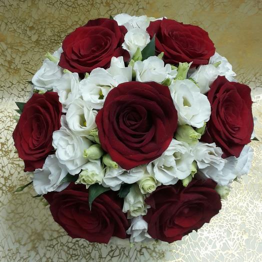 Букет невесты 2: букеты цветов на заказ Flowwow