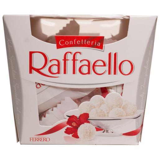 Конфеты Raffaello 150 гр: букеты цветов на заказ Flowwow