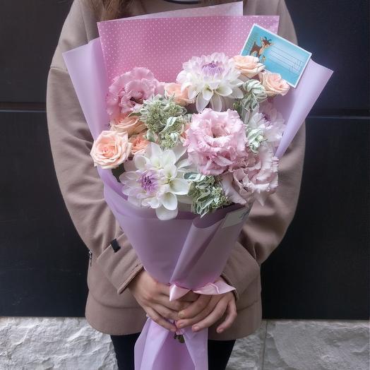 1st September 2.0: букеты цветов на заказ Flowwow