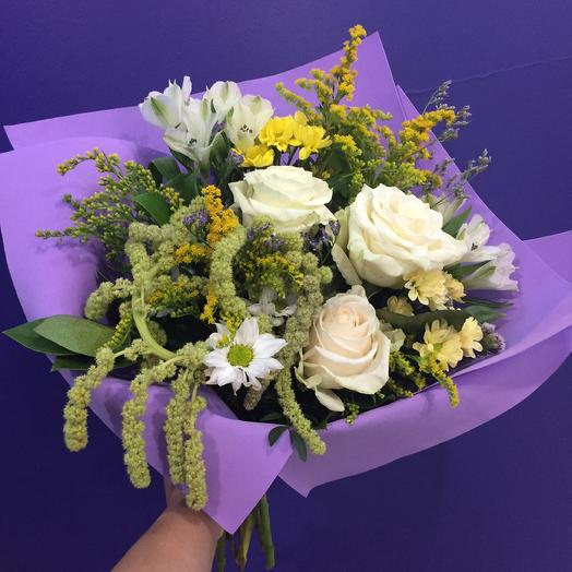 Амарантус: букеты цветов на заказ Flowwow