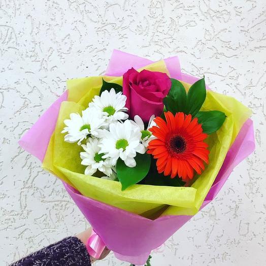 Малыш: букеты цветов на заказ Flowwow