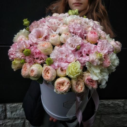 Nightingale: букеты цветов на заказ Flowwow