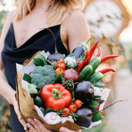 Food-букет 12: букеты цветов на заказ Flowwow