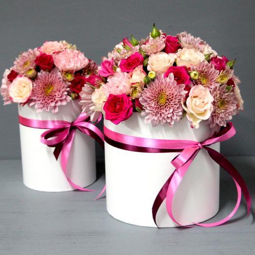 """Букет """"Для мамы и дочки"""": букеты цветов на заказ Flowwow"""