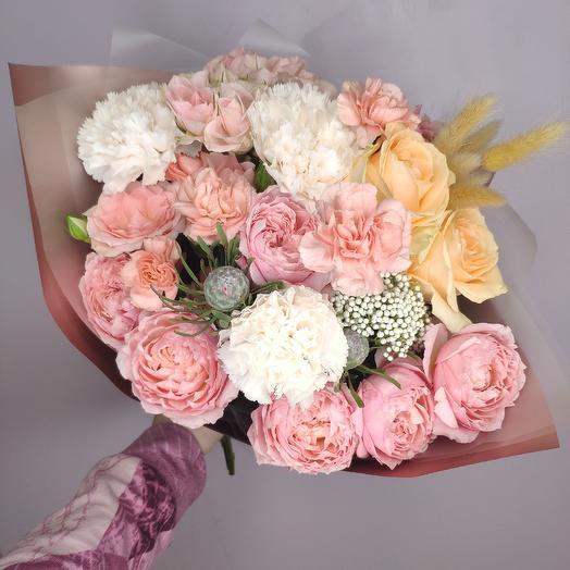 Букет 2878: букеты цветов на заказ Flowwow