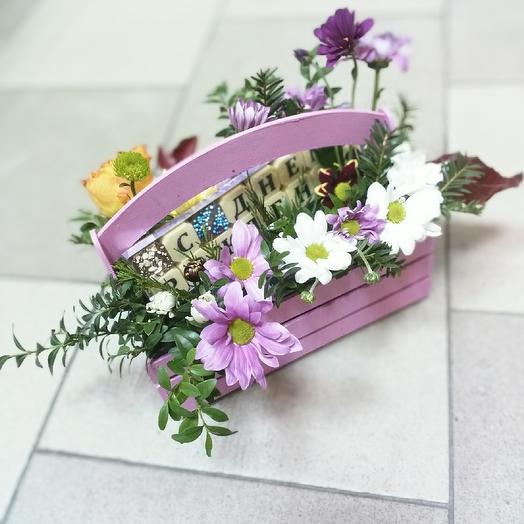 День рождения: букеты цветов на заказ Flowwow