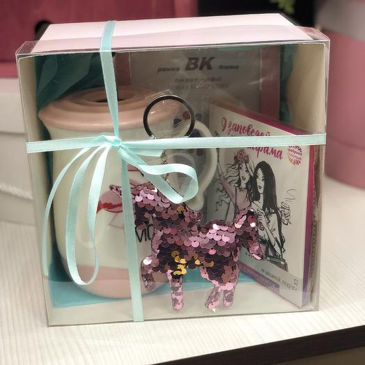 Подарочный набор для подруги: букеты цветов на заказ Flowwow