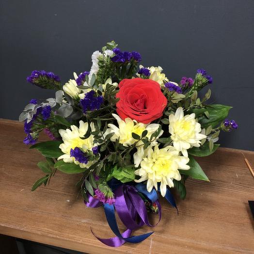 Сад: букеты цветов на заказ Flowwow