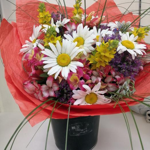 Ф.  Летнее Настроение: букеты цветов на заказ Flowwow