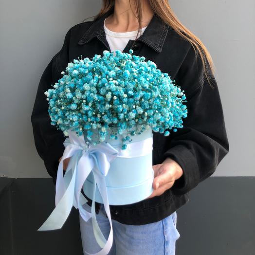 Облачко гипсофилы: букеты цветов на заказ Flowwow
