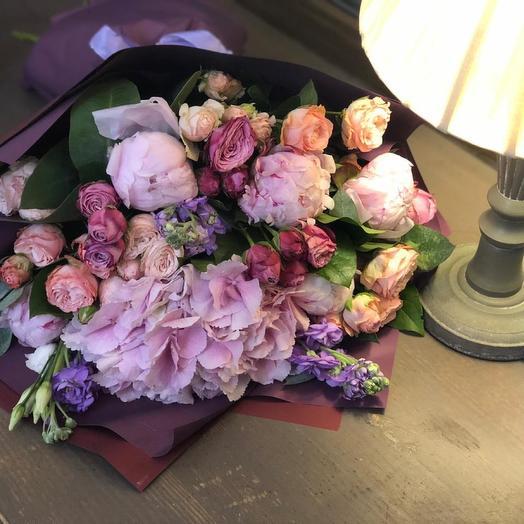 Букет цветов ,,Игривость