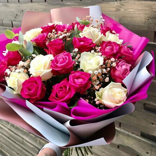 Букет «Весна любви»