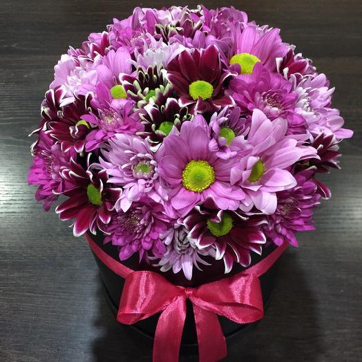 Цветы в коробке 0965557