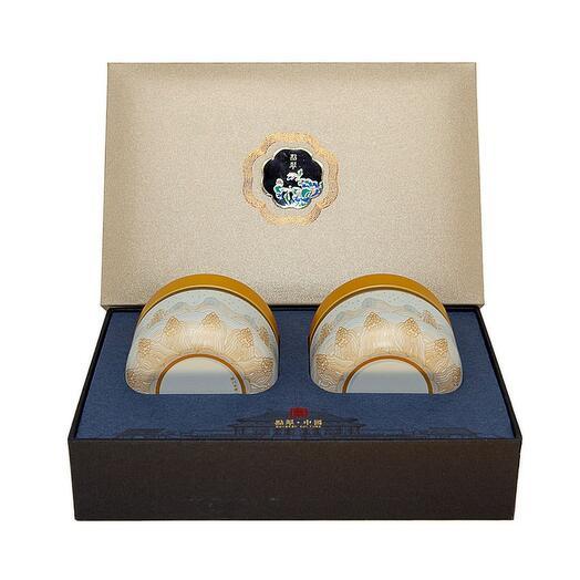 Подарочный набор Премиум: 2 чая 1 шт (без чая)