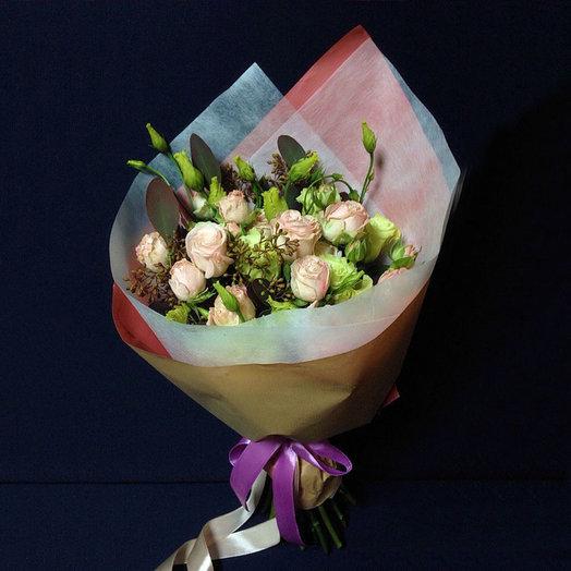 Букет 209: букеты цветов на заказ Flowwow