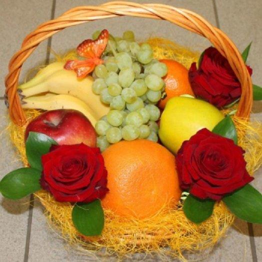 Basket Vitamin mood