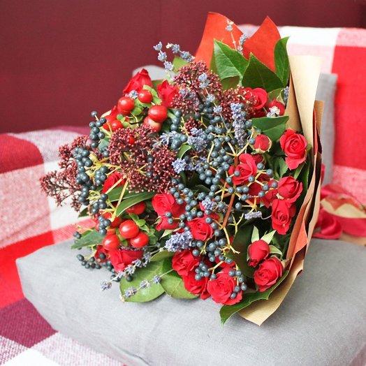 Мятеж: букеты цветов на заказ Flowwow