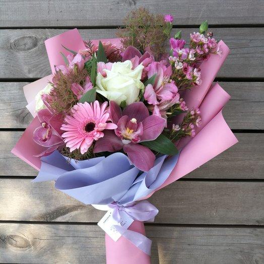 САМОЙ СИМПАТИЧНОЙ ДЕВУШКЕ !: букеты цветов на заказ Flowwow