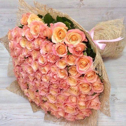 Классический вариант: букеты цветов на заказ Flowwow
