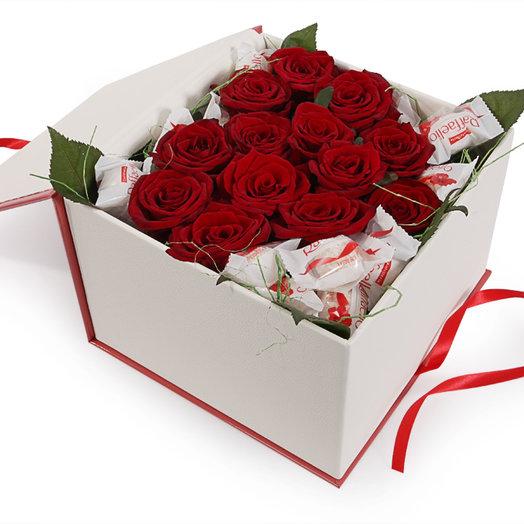 Букет 39: букеты цветов на заказ Flowwow