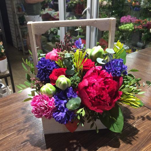 Сочная Композиция : букеты цветов на заказ Flowwow