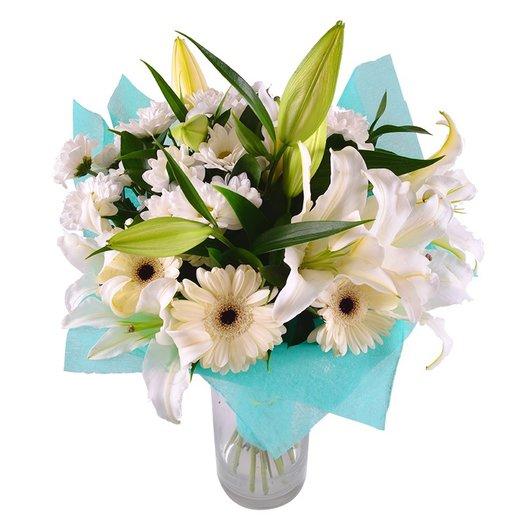 """Букет """"Лили"""": букеты цветов на заказ Flowwow"""