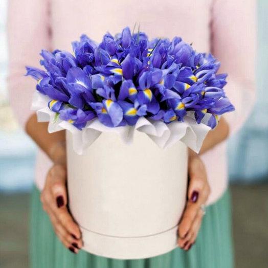 Индиго (Композиция 110): букеты цветов на заказ Flowwow