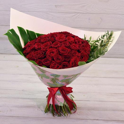 Букет Кармен: букеты цветов на заказ Flowwow