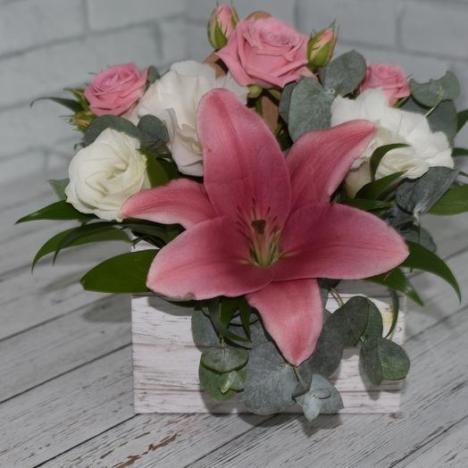 Аромат надежды: букеты цветов на заказ Flowwow