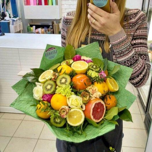 "Bouquet fruity ""energy"""