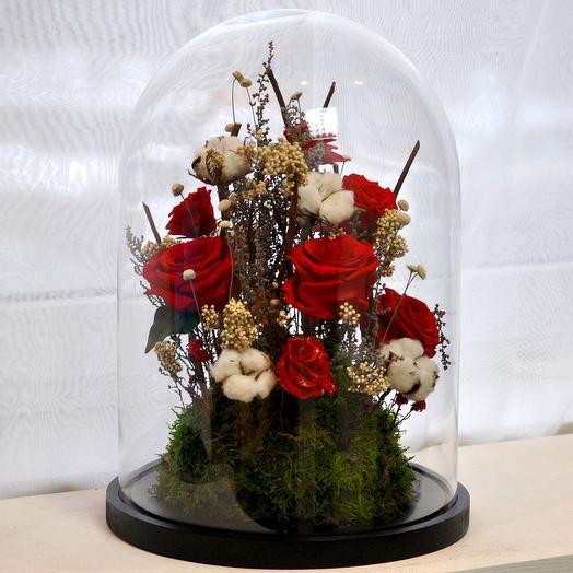 """КОМПОЗИЦИЯ """"НА КРЫЛЬЯХ ФЕЙ"""": букеты цветов на заказ Flowwow"""