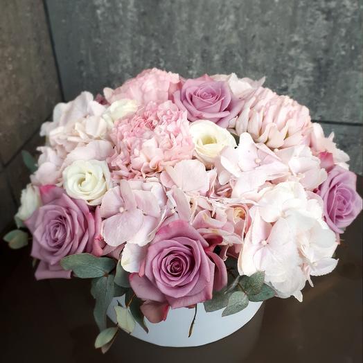 Нежный зефир: букеты цветов на заказ Flowwow