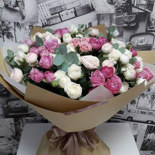 Bouquet of 101 rose