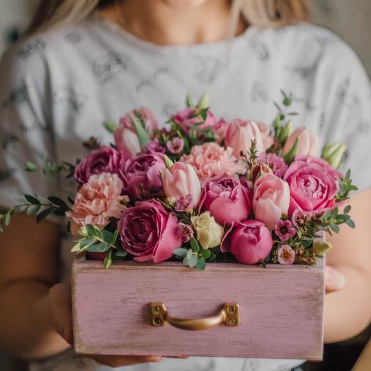Box of tenderness