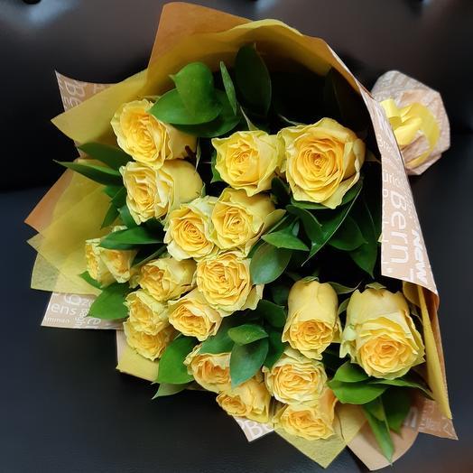 Тёплая встреча Z5: букеты цветов на заказ Flowwow