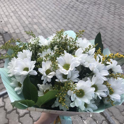 Букет «Весенняя мелодия»: букеты цветов на заказ Flowwow