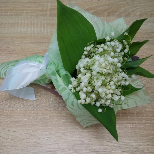 Букетик из ландышей: букеты цветов на заказ Flowwow