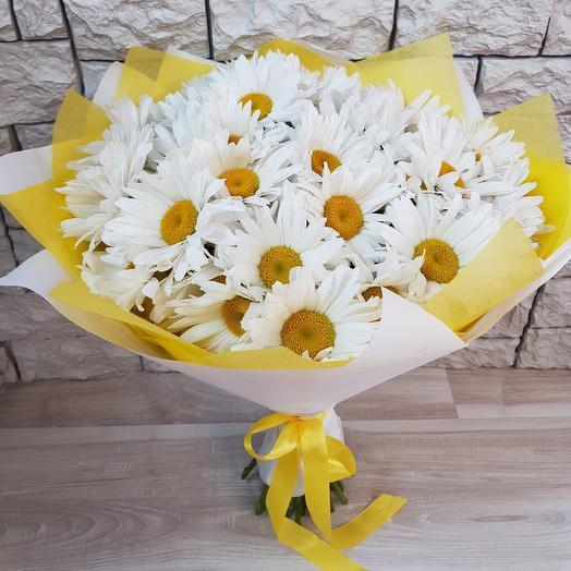 Любит не любит: букеты цветов на заказ Flowwow