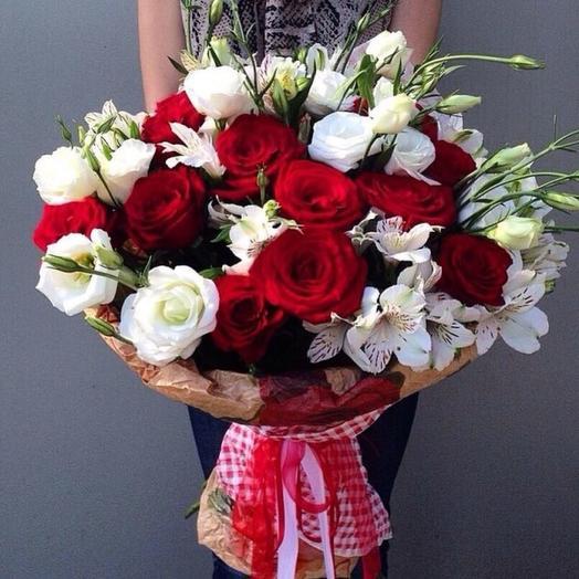 Испанский Танец: букеты цветов на заказ Flowwow