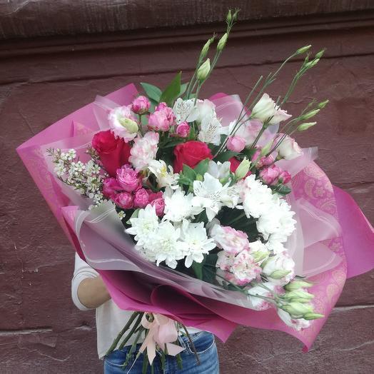 Нежные краски: букеты цветов на заказ Flowwow