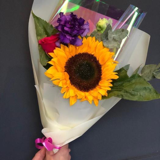 Школьник 💕: букеты цветов на заказ Flowwow