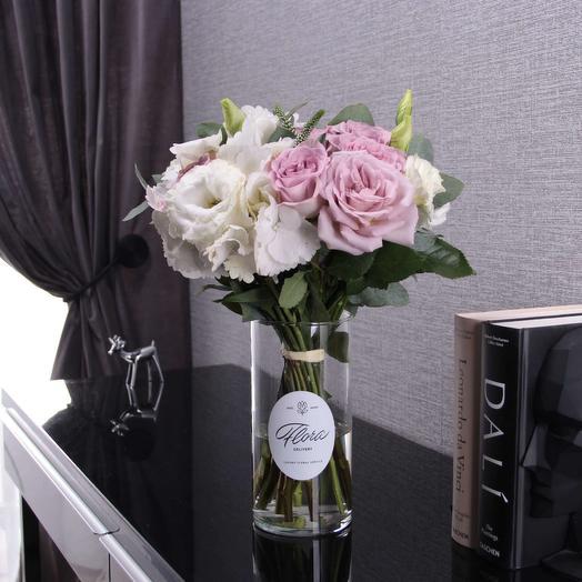 Букет Harrow: букеты цветов на заказ Flowwow