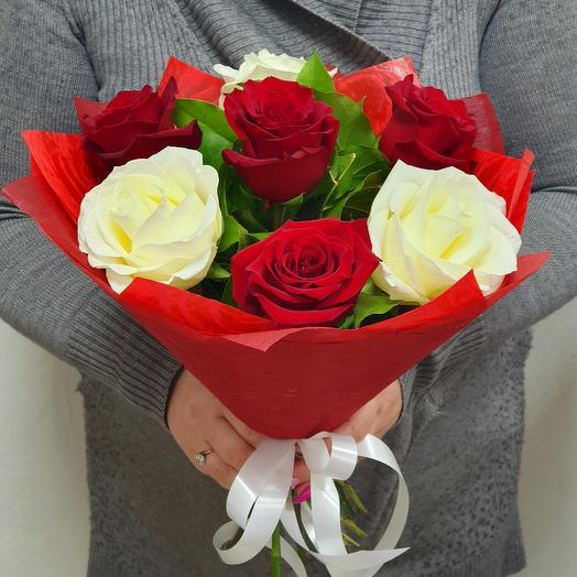 Букет 150: букеты цветов на заказ Flowwow