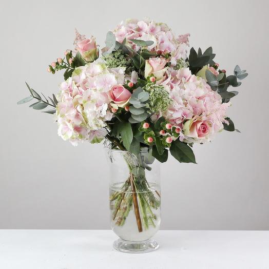 """Букет """"Летняя Элегантность"""": букеты цветов на заказ Flowwow"""
