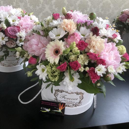 Нежный цветочный Микс: букеты цветов на заказ Flowwow