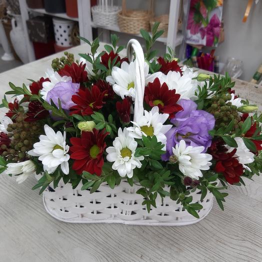 Букет 267: букеты цветов на заказ Flowwow