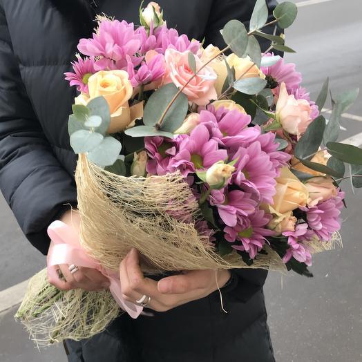 Магия чувств: букеты цветов на заказ Flowwow